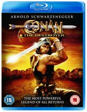 NEW Conan The Destroyer Blu-Ray