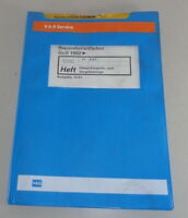 Workshop Manual VW Golf 3/III Injection & Engine Preheater 1Y By 10/1991