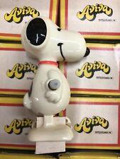 Vintage 1966 Peanuts Snoopy Aviva Mini Walking Snoopy New In Box (never used)