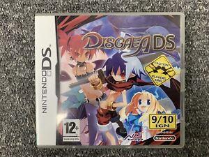 Disgaea DS Nintendo DS Complete 100% Genuine