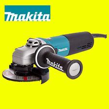 Makita 9565CR/1 110 V Meuleuse d'angle 5 in (environ 12.70 cm)/125 mm 1400 W + disque de meulage