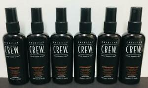 American Crew Alternator Flexible Styling & Finishing Spray-6 Pack(3.3 floz each