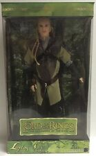 KEN BARBIE Doll LEGOLAS Lord of the Rings Fellowship of the Ring COA Collectors