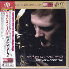 Eric Alexander Trio Just One Of Those Things Japan Venus Records Audiophile SACD
