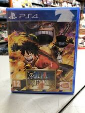 One Piece Pirate Warriors 3 Ita PS4 NUOVO