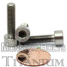 5mm x 0.80 x 20mm - TITANIUM SOCKET HEAD CAP Screw - DIN 912 Grade 5 Ti M5 Hex