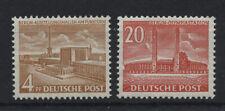 Berlin 1953, Bauten II, Nr.112/3, postfrisch