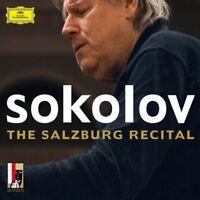 GRIGORY SOKOLOV - THE SALZBURG RECITAL 2 CD NEU MOZART/CHOPIN/+