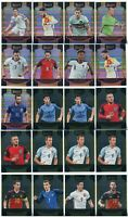2016-17 Select Soccer x20 Card Lot - LEWANDOWSKI, KANE, ROONEY, Silver Prizms!