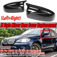 Pair Door Wing Mirror Cover Casing for BMW X5 E70 X6 E71/BMW X6 E71