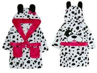 Girls Dalmatian Dressing Gown Age 3-4 Years and 4-5 Years Last Few so Priced To