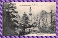 CPA 89 -La Pierre-qui-vire Sainte marie de la pierre qui vire