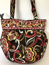Vera Bradley Bag Quilted Designer Fashion Ourse Women Gift Hip Flirsl