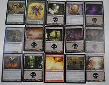 Magic the Gathering - 15 verschiedene Karten - deutsch - Sammelkarten