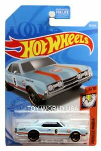 2021 Hot Wheels #231 Muscle Mania '67 Oldsmobile 442 GULF