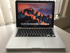 Apple Macbook Pro 13'',2.8GHz Intel Core i7,4GB RAM,750GB,2011.Office 2016 (60)
