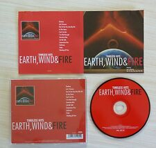 RARE CD ALBUM EARTH WIND & FIRE TIMELESS HITS 12 TITRES