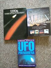 Encyclopedia of Alien Encounters, Ufo Where Do They Come From, The Ufo Phenomena