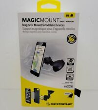 1-SCOSCHE MagicMount Dash Window Magnetic Mount For Mobile Devices