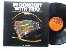 In concert with trio STREISAND CHASE BLOOMFIELD KOOPER STILLS QSP 13043