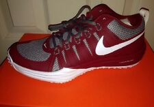 Nike Lunar TR1 ALABAMA College Football Crimson Tide Grey V6 Free 5.0 Mens 8.5