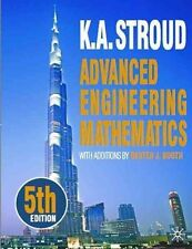Advanced Engineering Mathematics by Dexter J. Booth, K. A. Stroud (Paperback,...