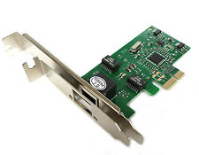 Gigabit Ethernet Low Profile PCI Express Network LAN Card 10/100/1000