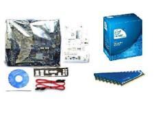 INTEL G1630 DUAL CORE CPU DH67BL MEDIA MOTHERBOARD 8GB MEMORY RAM COMBO KIT