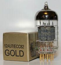 Electro Harmonix 12AU7 pre-amp tubes,Gold Pin, NEW