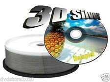 300 MediaRange DVD+R 4,7GB 16x Stampabili inkjet Printable MR416 Print dvd full