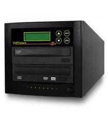 CD DVD Duplicator Copystars 1-1 Copier + Sony/Asus 24X DL burner +USB 3.0