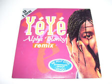 ALPHA BLONDY - YEYE REMIX 2tr. CD SINGLE FRANCE RARE 92