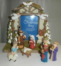 "DAYSPRING USA ""9 PIECE NATIVITY SET"" 26 ADVENT CARDS 23721 BRAND NEW & BOXED"