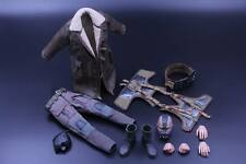 HOT 1/6 Scale BATMAN Bane Costume Set with Head Accessory TOYS Ready to ship