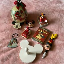 New listing Small Mickey Mouse Lot Hook Cards Magnets Ornament Toy Add to Your Collection