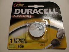 Duracell DL2450 Lithium 3V Coin Cell Battery (CR2450) - NEW