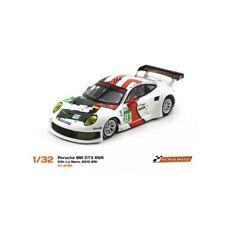 Porsche 991 RSR  Le mans 2013 #91  Scaleauto  Slot Car 1/32