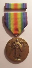 WW I Victory Military Medal with Ribbon