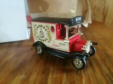 Hine Cognac Promotional Licensed Model T Ford Delivery Van 1:76  scale