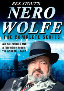 Nero Wolfe: The Complete Series [New DVD] 3 Pack