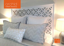 Queen White Headboards & Footboards for Beds