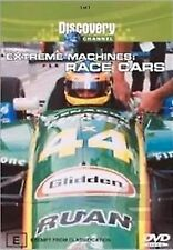 Extreme Machines - Race Cars (DVD, 2003) - Region 4