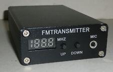 UKW Stereo PLL Sender 5 Watt FM Transmitter Radio Sender