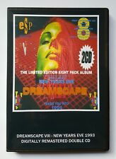 DREAMSCAPE 8 - NEW YEARS EVE 93 (2CD PACK) DJ'S EASYGROOVE DOUGAL CLARKEE
