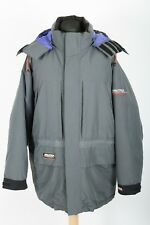 VINTAGE NAUTICA Competition Elevation 8000 IMPERMEABILE anatra Giù cappotto giacca