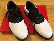 Golf Shoes FootJoy Comfort White/Black 98604 Size 7M