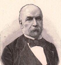 Portrait XIXe Camille Rousset Histoire Historien