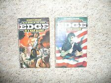 Edge Books No.45 & No.52 - George G. Gilman - Good Used Condition