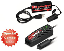 TRAXXAS 6 7-Cell NI-MH 4 Amp Fast Battery  Charger TRA2975 and TRA2976 AC TO DC