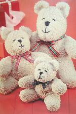 Teddy Bear Toy Knitting Pattern